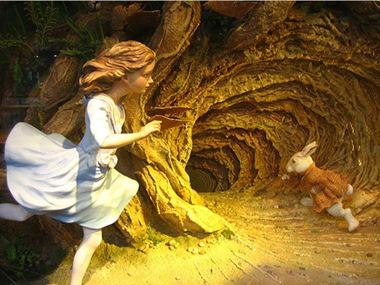 Why Businesses Get Stuck Down The Rabbit Hole