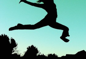 Take the Leap and Arc Over Into Freedom
