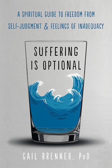 Suffering Is Optional Cover