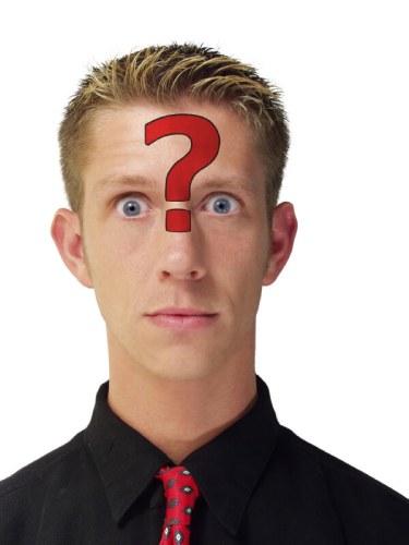 man-questioning