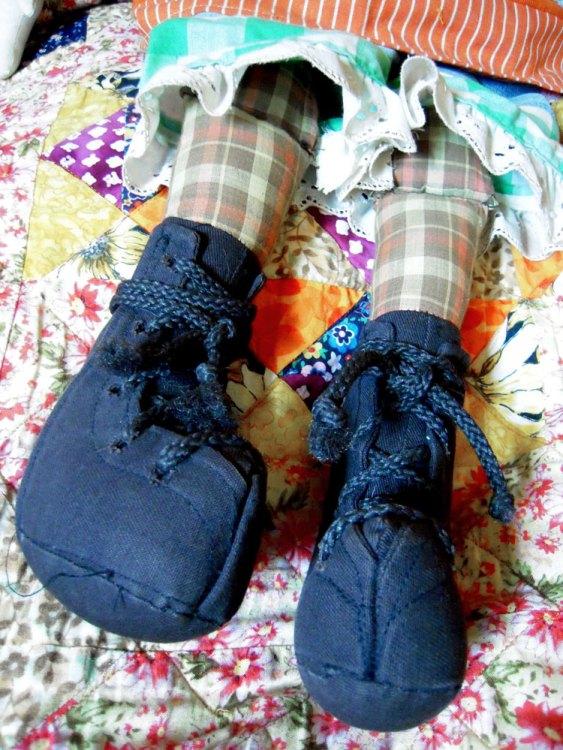 punk doll boots