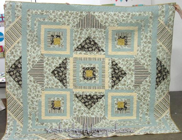 anniversary quilt