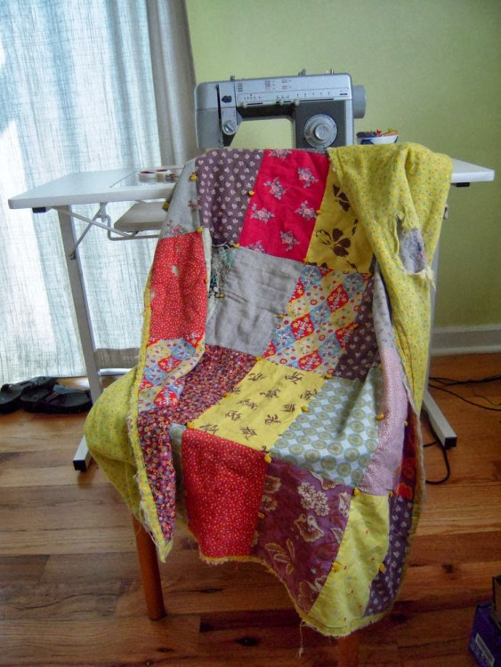 Zihna's Quilt