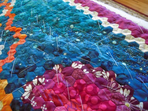 french knot bubbles