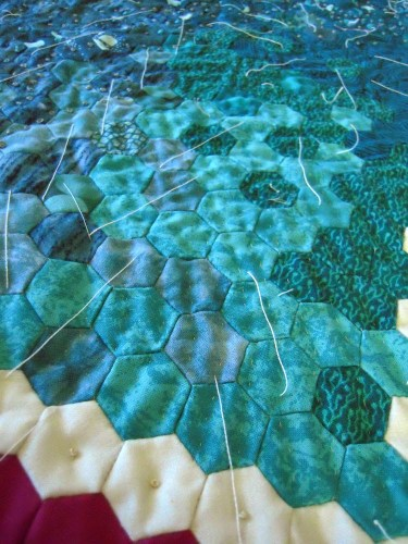 quilting the jellyfish