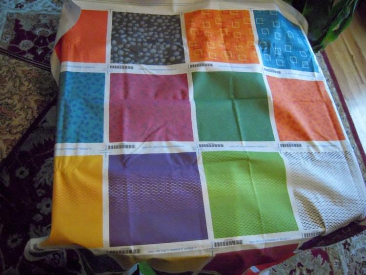 spoonflower sample fabrics