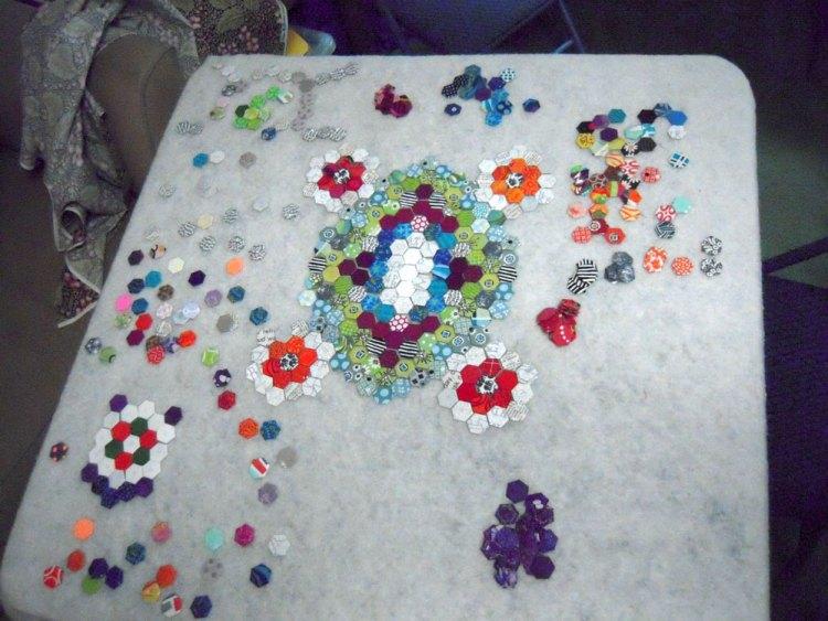 hexie table