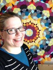 Gail Lizette Weiss - Quilter