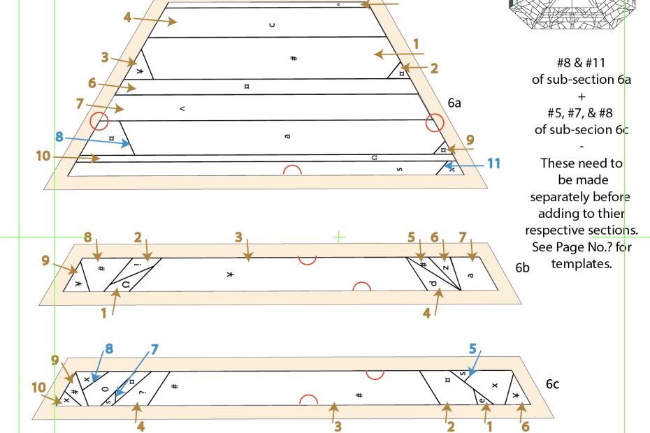 excerpt from FPP Diamond Pattern