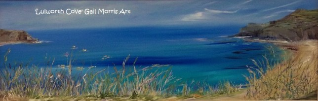 'Lulworth Cove' Framed Prints from £85 Collection Only Greeting Cards £2