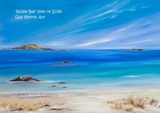Rushy Bay - Prints from £85