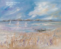 'White Sails' - Exmouth Mounted Prints £30 via post Framed Prints £30 - £125 on collection only