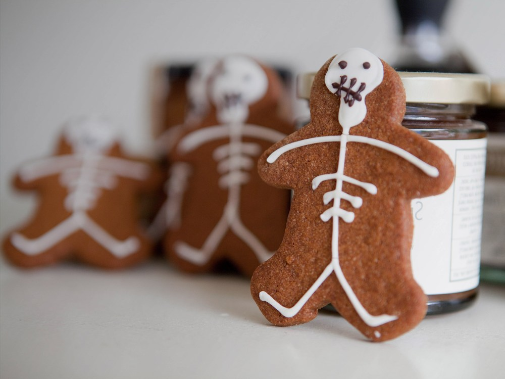 Our gingerbread recipe