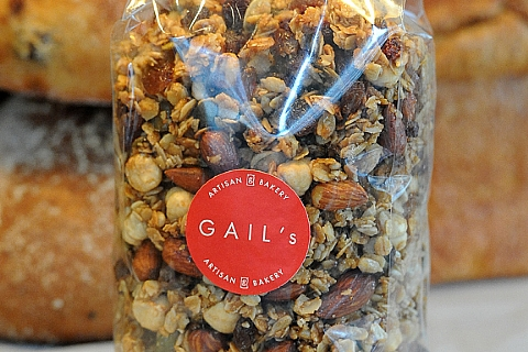 Win granola from Good Housekeepin