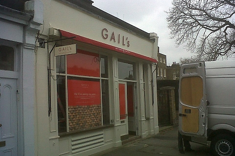 GAIL's Bakery in Dulwich Village