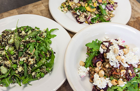 New Summer Salads