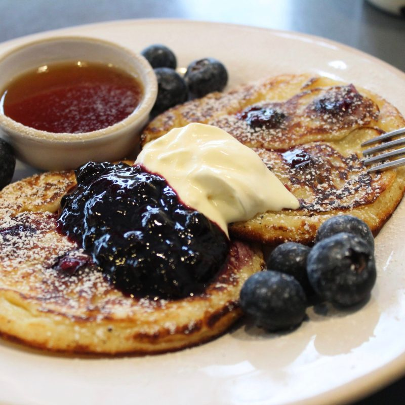 Pancake Toppings – Blueberry Compote Recipe