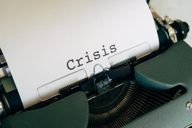 Crisis from the stress of the pandemic