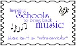 Inspiring Schools to Add Music Instruction