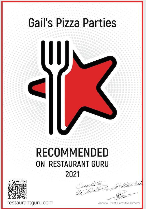 2021 Restaurant Guru