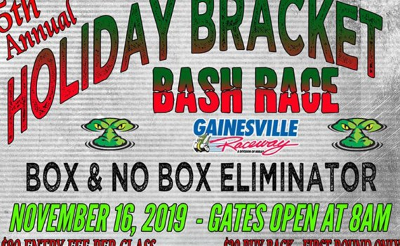 Holiday Bracket Bash