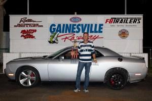 February 18, 2020 Bracket Race Winner