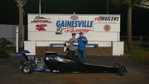 June 30, 2020 Bracket Race 13-17 Junior Winner Cody Owens