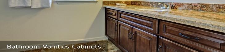 Gainesville Custom Bathroom Cabinets