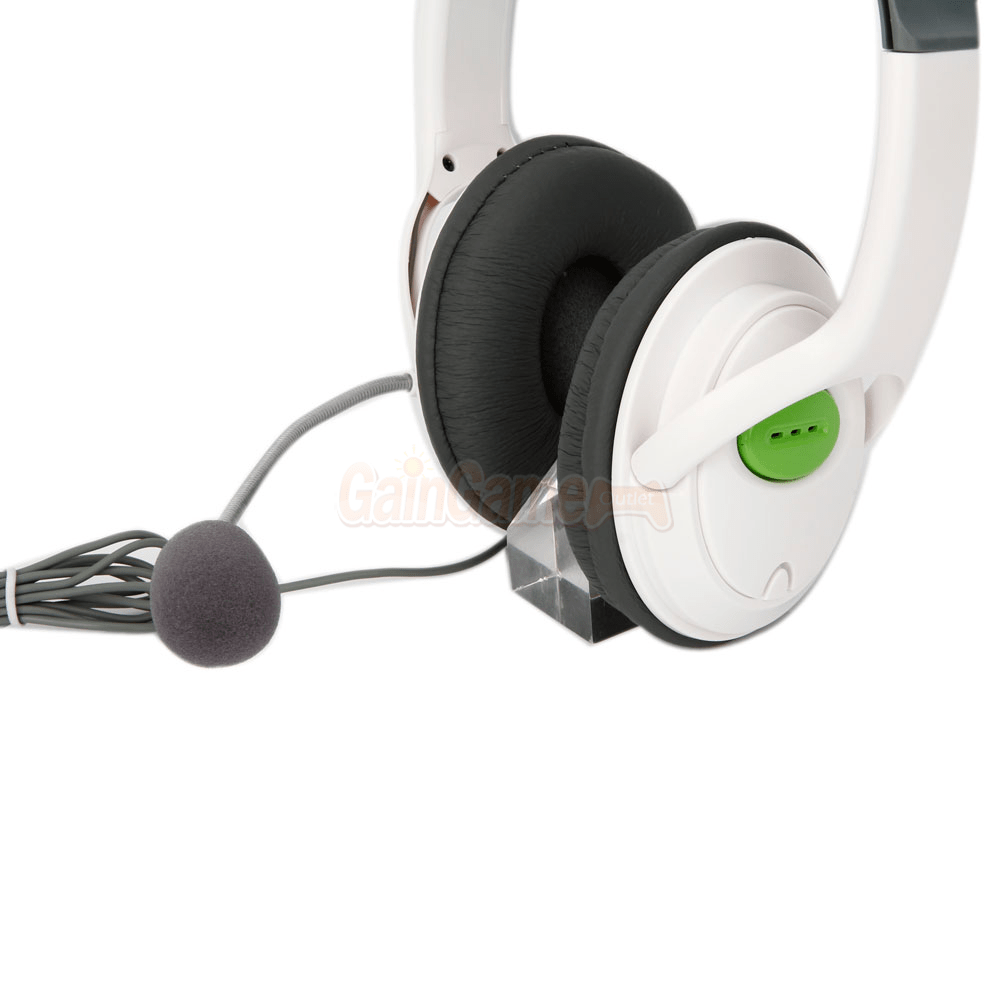 2X Live Game Headset Headphone With Microphone For XBOX