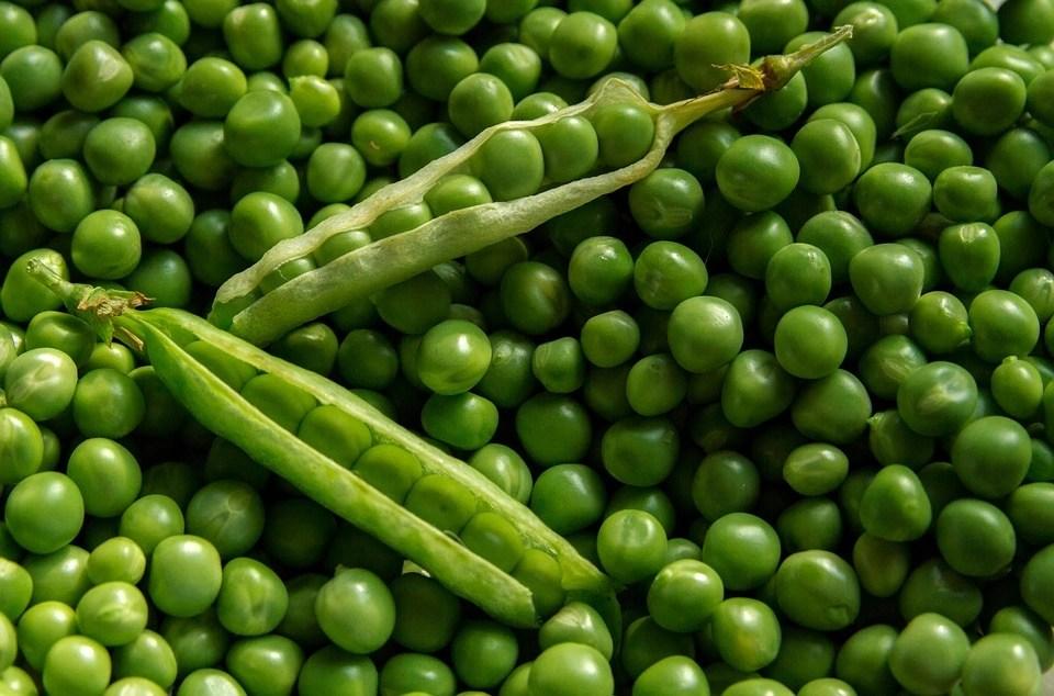 grean peas