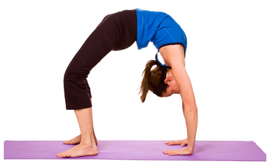 yoga for weight gain or weight loss and a generally
