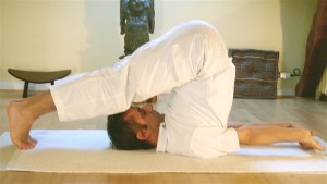 yoga pose for weight gain