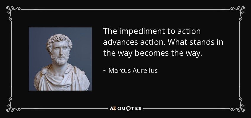Implementing The System Of Marcus Aurelius The Discipline Of Action