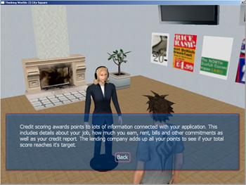 Creditability screenshot