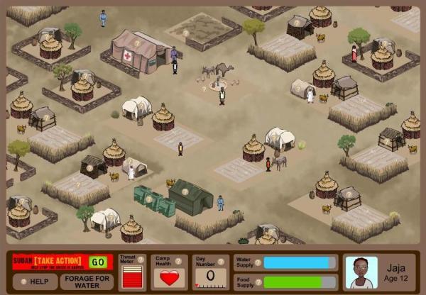 darfur is dying screenshot