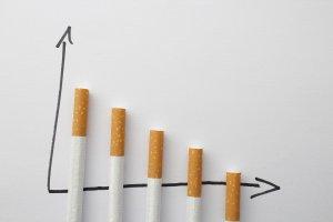 Arrêt cigarette progressif