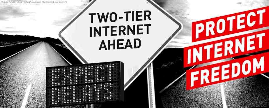 Ending Net Neutrality