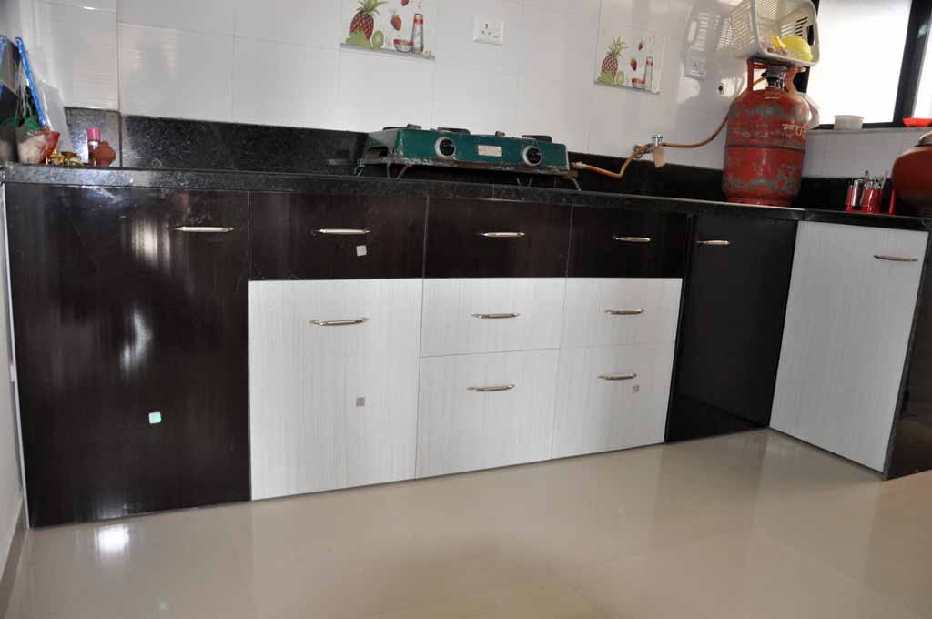 Modular PVC Kitchen Furniture In Ahmedabad KAKA Sintex