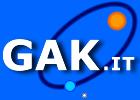 Il logo del GAK