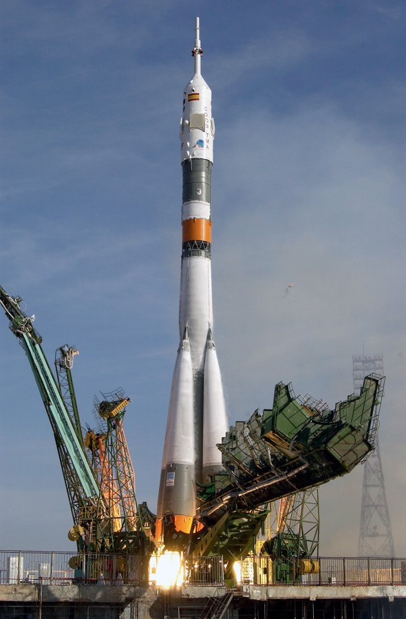 Il lanciatore Soyuz