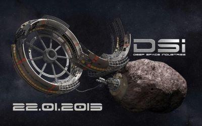 Deep Space Iindustries; Estrazioni minerarie su asteriodi nel 2020