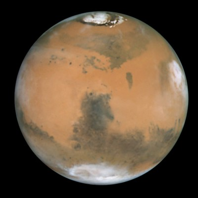 Mars e la Syrtis Major