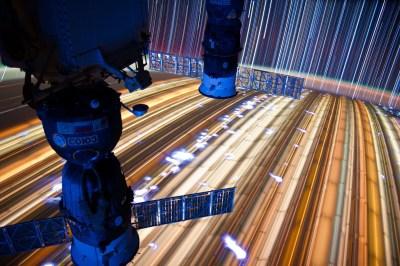 Time lapse della Terra dalla ISS