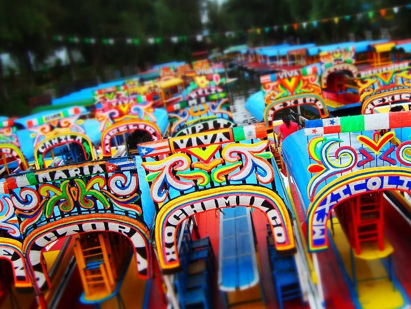 Photo:Xochimilco By:coloboxp