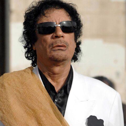 Kadhafi veut disposer sa tente de bédouin à Paris! - Gala