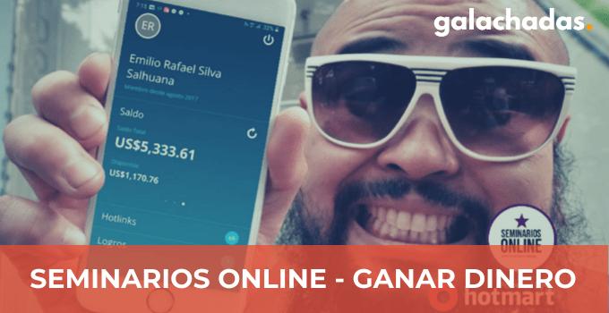 Ganar Dinero con Seminarios Online
