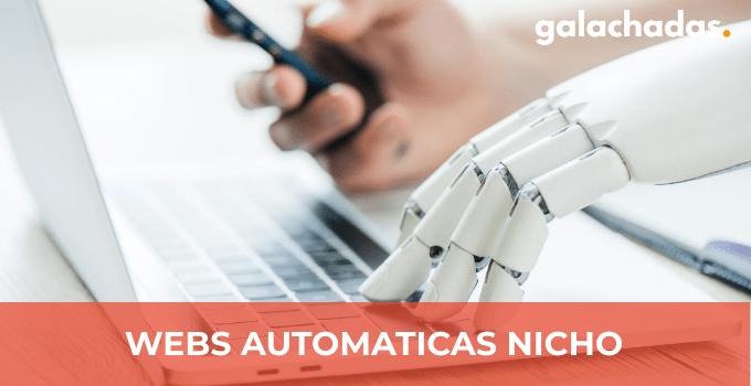 Webs Automáticas Nicho