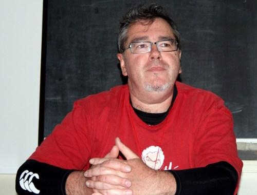 Ian McDonald at Sferacon