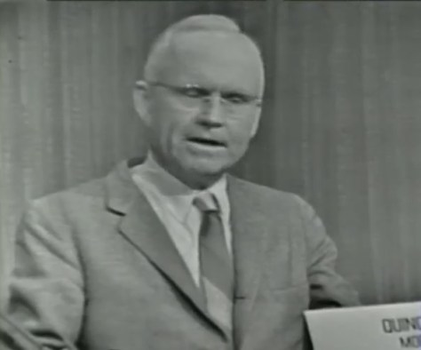Oct 22 1960 Frice Said And Done The Fourth Kennedynixon Debate