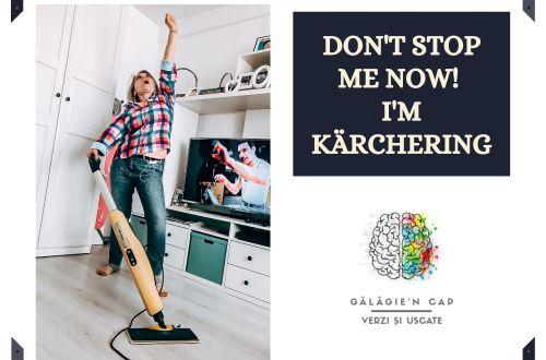 curățenie wow cu Kärcher